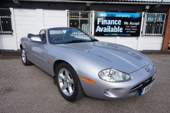 View our JAGUAR XK8 CONVERTIBLE