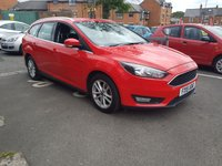 USED 2015 15 FORD FOCUS 1.6 ZETEC TDCI 5d 114 BHP EXCELLENT FUEL ECONOMY ,LOW CO2 EMISSIONS(109G/KM) AND ONLY £20 ROAD TAX!..EXCELLENT SPECIFICATION INCLUDING SATELLITE NAVIGATION, PARKING SENSORS AND ALLOY WHEELS!..FULL FORD SERVICE HISTORY! ONLY 12602 MILES FROM NEW!