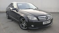 USED 2010 60 MERCEDES-BENZ C CLASS 3.0 C350 CDI BLUEEFFICIENCY SPORT 4d AUTO 231 BHP THE CAR FINANCE SPECIALIST