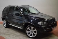 2006 BMW X5 3.0 D SPORT 5d AUTO 215 BHP £7490.00