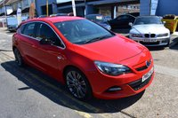 USED 2012 62 VAUXHALL ASTRA 1.6 SRI VX-LINE 5d 113 BHP THE CAR FINANCE SPECIALIST