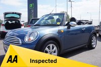 USED 2010 10 MINI CONVERTIBLE 1.6 ONE 2d 98 BHP