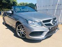 2015 MERCEDES-BENZ E CLASS 2.1 E220 BLUETEC AMG LINE 2d AUTO 174 BHP £22000.00