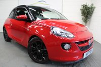 2013 VAUXHALL ADAM 1.2 GLAM 3d 69 BHP £SOLD