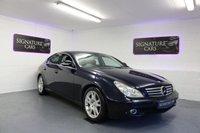 2007 MERCEDES-BENZ CLS CLASS 3.5 CLS350 4d AUTO 272 BHP £6500.00