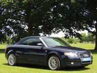 2006 AUDI A4 2.0 TDI S LINE 2d 141 BHP £3699.00