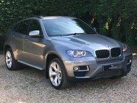 2013 BMW X6 3.0 XDRIVE30D 4d AUTO 241 BHP £20990.00