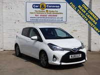 USED 2015 15 TOYOTA YARIS 1.3 VVT-I ICON 5d 99 BHP One Owner Full Toyota History 0% Deposit Finance Available
