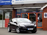 USED 2015 15 FORD FOCUS 1.5 TDCi STYLE 5dr  *Zero Road Tax + Full Ford History*