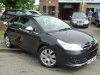 USED 2007 07 CITROEN C4 1.6 LOEB HDI 3d 108 BHP GREAT VALUE DIESEL COUPE