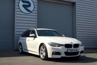 USED 2014 14 BMW 3 SERIES 3.0 330D M SPORT TOURING 5d AUTO 255 BHP