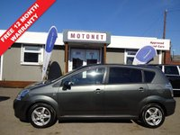 USED 2006 56 TOYOTA COROLLA 2.2 VERSO TR D-4D 5DR DIESEL 135 BHP +++WORLD CUP SALE NOW ON+++