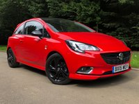 2015 VAUXHALL CORSA 1.2 LIMITED EDITION 3d 69 BHP £7490.00