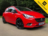 USED 2015 15 VAUXHALL CORSA 1.2 LIMITED EDITION 3d 69 BHP