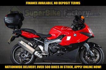2011 11 BMW K 1300 S 1300CC S £5749.00