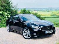 2010 INFINITI M 3.0 1d V6 S Auto £9985.00