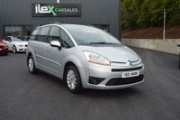 2009 CITROEN C4 GRAND PICASSO 1.6 VTR PLUS HDI 5d 107 BHP £2995.00