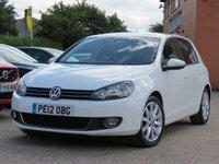 2012 VOLKSWAGEN GOLF 2.0 GT TDI 5d 138 BHP £8490.00