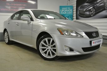 2007 LEXUS IS 2.2 220D 4d 175 BHP