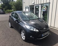 USED 2012 12 FORD FIESTA 1.25 ZETEC THIS VEHICLE IS AT SITE 1 - TO VIEW CALL US ON 01903 892224