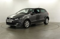 USED 2011 11 VOLKSWAGEN POLO 1.4 MATCH 3d 83 BHP