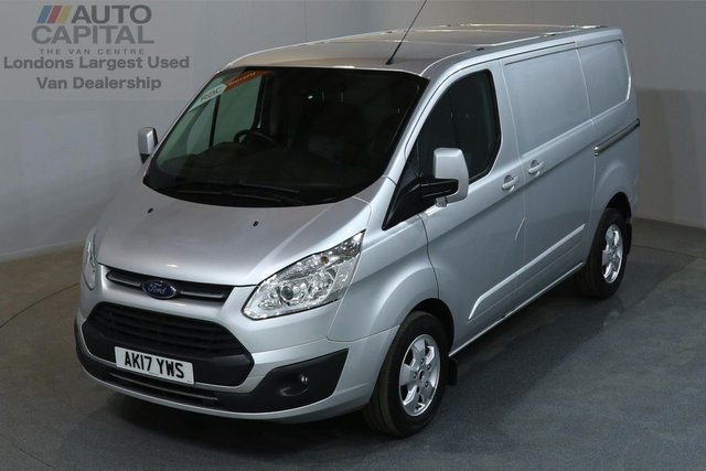 2017 17 FORD TRANSIT CUSTOM 2.0 290 LIMITED 129 BHP L1 H1 SWB LOW ROOF A/C E6 ONE OWNER FROM NEW, MANUFACTURE WARRANTY UNTIL 3/07/2020