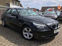 USED 2007 07 BMW 5 SERIES 3.0 525I SE 4d AUTO 215 BHP
