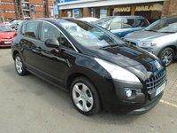 2011 PEUGEOT 3008 1.6 SPORT HDI 5d 112 BHP £5249.00