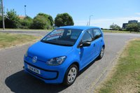 USED 2014 14 VOLKSWAGEN UP 1.0 TAKE UP 2014,1 Previous Owner,Full VW Service History Group 1 Insurance,£20 Road Tax,F.S.H