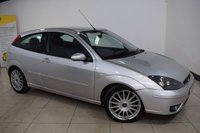 USED 2004 53 FORD FOCUS 2.0 ST 170 3d 173 BHP