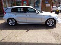 2006 BMW 1 SERIES 2.0 118D SPORT 5d 121 BHP £2399.00
