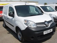 2015 RENAULT KANGOO 1.5 ML19 BUSINESS DCI 1d 89 BHP  £5995.00
