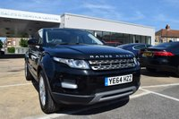 2014 LAND ROVER RANGE ROVER EVOQUE 2.2 SD4 PURE TECH 5d AUTO 190 BHP £23995.00