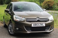 USED 2013 13 CITROEN C4 1.6 VTR PLUS HDI 5d 115 BHP