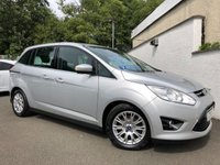 USED 2011 11 FORD GRAND C-MAX 1.6 TITANIUM TDCI 5d 114 BHP