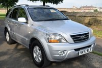 USED 2007 57 KIA SORENTO 2.5 XS 5d ESTATE 168 BHP WELL MAINTAINED, BLUETOOTH, TOW BAR, REAR PRIVACY GLASS, HEATED LEATHER SEATS