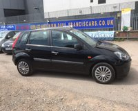 USED 2008 08 FORD FIESTA 1.2 STYLE CLIMATE 16V 5d 78 BHP