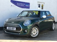 USED 2015 15 MINI HATCH COOPER 1.5 COOPER 5d 134 BHP