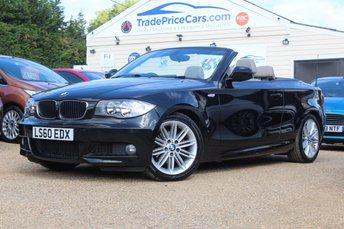 2010 BMW 1 SERIES 2.0 118I M SPORT 2d 141 BHP £9500.00