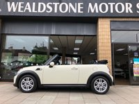 USED 2015 15 MINI CONVERTIBLE 1.6 COOPER [CHILI PACK] 2d 122 BHP