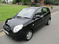 2010 KIA PICANTO 1.0 1 5d 61 BHP £2999.00