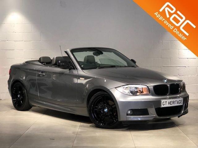 2013 63 BMW 1 SERIES 118I SPORT PLUS EDITION - HTD SEATS