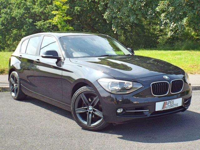 2012 61 BMW 1 SERIES 1.6 118I SPORT 5d 168 BHP