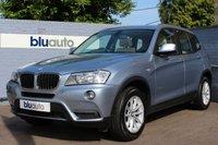 2012 BMW X3 2.0 XDRIVE20D SE 5d AUTO 181 BHP £18420.00