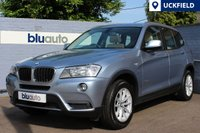 USED 2012 12 BMW X3 2.0 XDRIVE20D SE 5d AUTO 181 BHP Pro Sat Nav, Panoramic Sunroof, Leather & Heated Seats, Low Mileage......