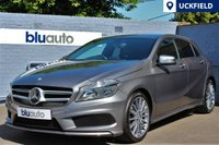 USED 2014 14 MERCEDES-BENZ A-CLASS 1.5 A180 CDI BLUEEFFICIENCY AMG SPORT 5d 109 BHP Satellite Navigation, Reverse Camera, Part Leather Sport Seats, Cruise Control......