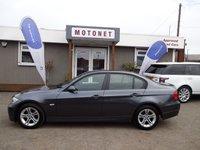 2008 BMW 3 SERIES 2.0 320D SE 4DR SALOON DIESEL 175 BHP £4680.00
