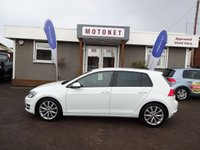2013 VOLKSWAGEN GOLF 2.0 GT TDI BLUEMOTION TECHNOLOGY 5DR DIESEL 150 BHP+++£20 PER YEAR TAX+++ £10700.00