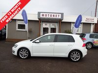 USED 2013 62 VOLKSWAGEN GOLF 2.0 GT TDI BLUEMOTION TECHNOLOGY 5DR DIESEL 150 BHP+++£20 PER YEAR TAX+++ ++++SUMMER SALE NOW ON+++