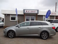 USED 2014 14 TOYOTA AVENSIS 2.0 D-4D ICON BUSINESS EDITION 5DR DIESEL 124 BHP+++£30 PER YEAR TAX+++ ++++SUMMER SALE NOW ON+++